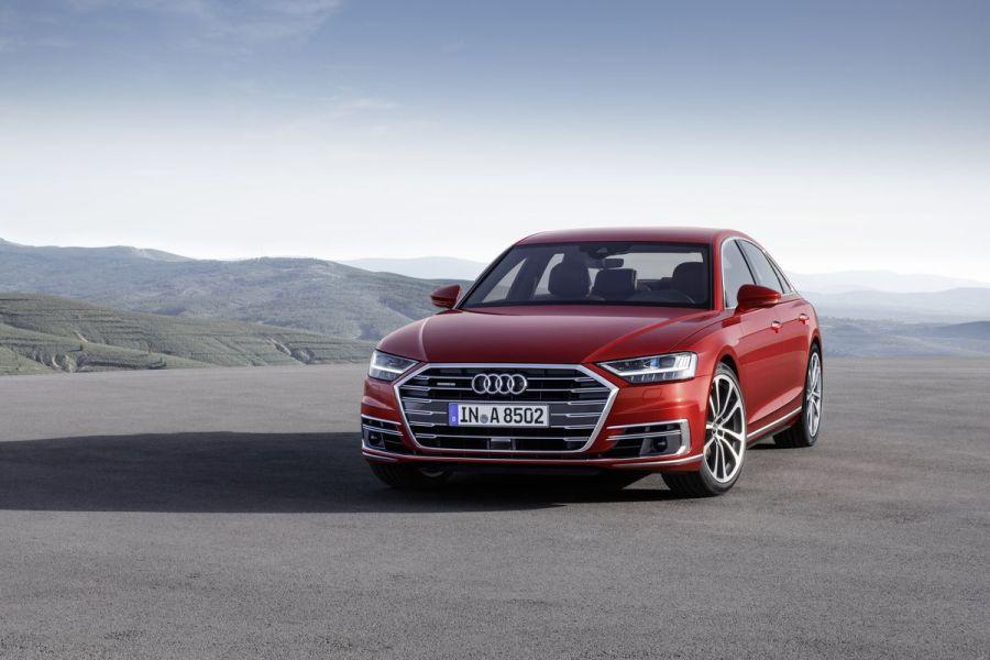 Nowa limuzyna Audi A8