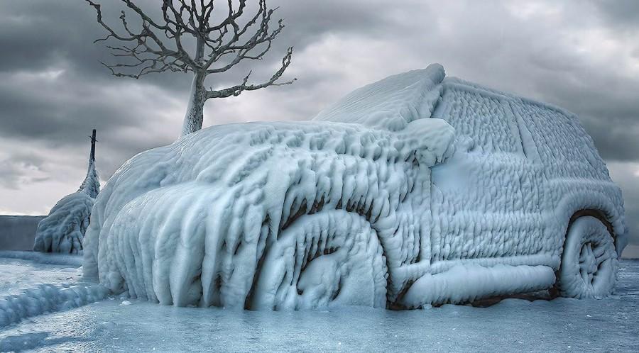 Jak przygotować samochód do niskiej temperatury?