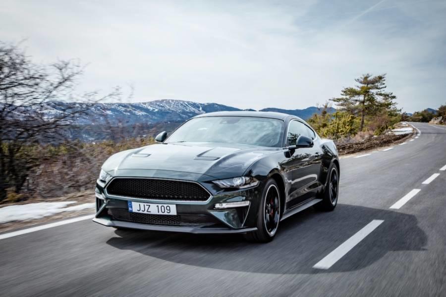 Ford Mustang coupe hitem sprzedaży na świecie