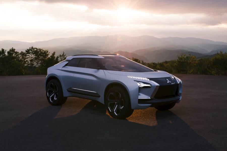 Mitsubishi przedstawia e-Volution Concept
