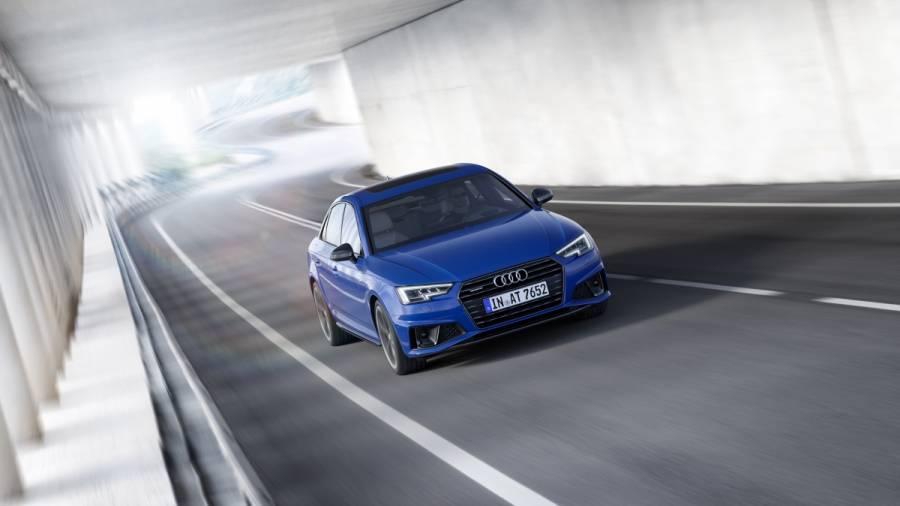 Nowe Audi A4 w przyszłym roku