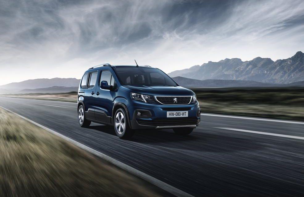 Nowy Peugeot Rifter
